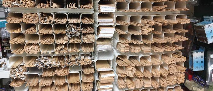 dollhouse lumber